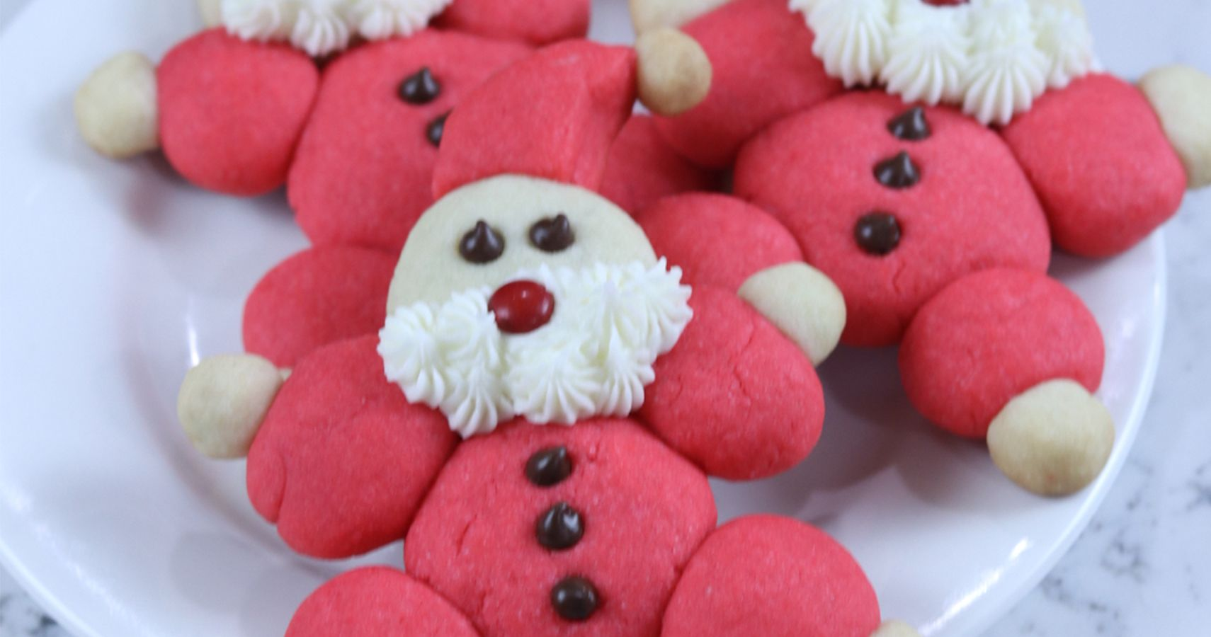 Christmas Cookie Recipes Nutter Butter Santas Roly Poly Christmas