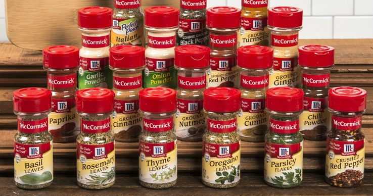 McCormick Spice Company Has Turned To AI For Help With